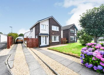 Thumbnail 3 bed detached house for sale in Coll Gardens, Dreghorn, Irvine
