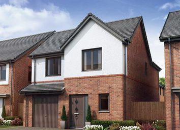 "Thumbnail 3 bed detached house for sale in ""The Newton"" at Station Road, Kenton Bank Foot, Newcastle Upon Tyne"