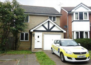 Thumbnail 3 bed detached house to rent in Wryneck Close, Mile End, Colchester