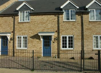 Thumbnail 2 bed terraced house to rent in Merle Way, Lower Cambourne, Cambridge