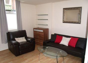 Thumbnail 1 bedroom flat to rent in Peveril Street, Nottingham