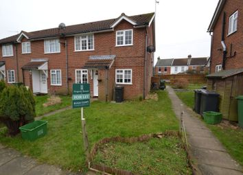 Thumbnail 1 bed terraced house to rent in Snowdon Close, Eastbourne