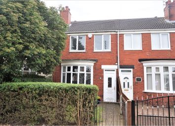Thumbnail 2 bed terraced house for sale in Hamont Road, Grimsby