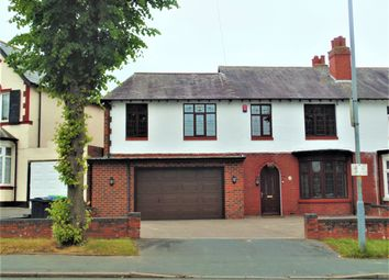 Thumbnail 4 bed semi-detached house for sale in Moat Road, Oldbury