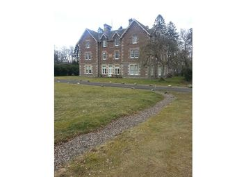 Thumbnail 3 bed flat to rent in Tuke Lodge, Murthly