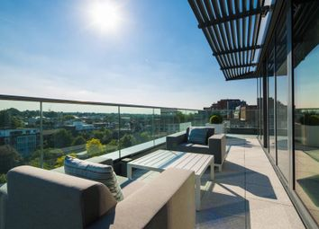 Thumbnail 2 bed flat for sale in Rainsborough House, Stamford Square, London