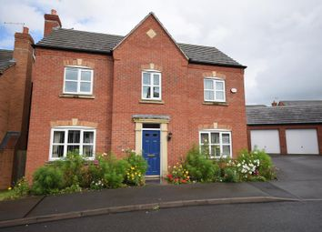 Thumbnail 4 bed detached house for sale in Falkirk Avenue, Ripley