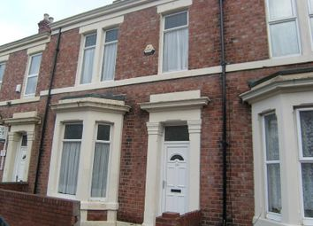 Thumbnail 2 bed flat to rent in Dilston Road, Arthurs Hill, Newcastle Upon Tyne