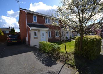 Thumbnail 3 bed semi-detached house for sale in Mossfield Close, Tyldesley, Manchester