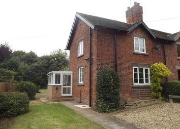 Thumbnail 2 bed cottage to rent in Old Melton Road, Widmerpool, Nottingham