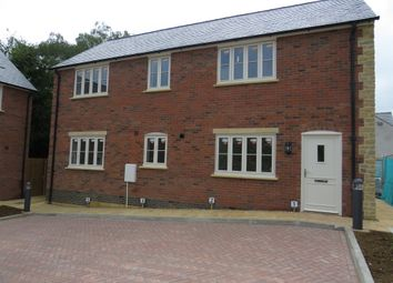 Thumbnail 1 bed semi-detached house for sale in Swan Place, Old Stratford, Milton Keynes