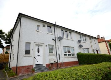 Thumbnail 2 bed flat for sale in Birch Road, Clydebank