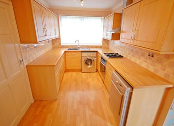 Thumbnail 3 bed semi-detached house to rent in Featherstone Road, Newton Hall, Durham