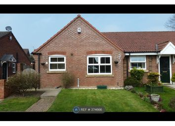 Thumbnail 2 bed bungalow to rent in Willowdale Close, Bridlington