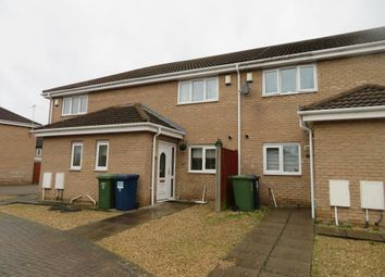 Thumbnail 2 bed terraced house for sale in Apeldoorn Walk, Wisbech, Cambs