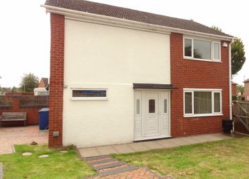 Thumbnail 3 bed end terrace house for sale in Halford Street, Tamworth