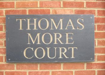 Thumbnail 2 bed flat for sale in Thomas Moore Court, Priory Avenue, Taunton, Somerset