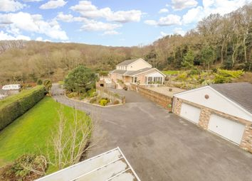 Thumbnail 4 bedroom detached house for sale in Coed Cwrt, Penhow, Caldicot