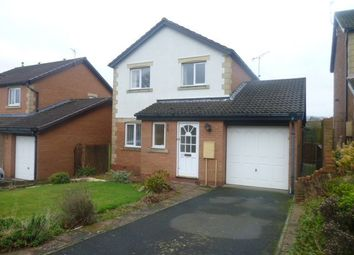 Thumbnail 3 bed detached house to rent in Allerburn Lea, Alnwick