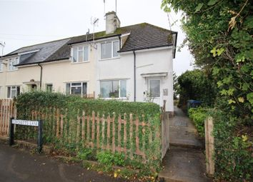 Thumbnail 2 bed end terrace house for sale in Cricketts Lane, Chippenham