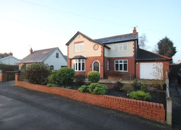 Thumbnail 4 bed detached house for sale in Cop Lane, Penwortham, Preston