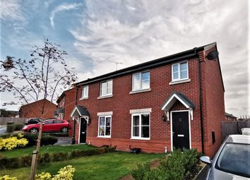 Thumbnail 3 bed semi-detached house to rent in Gregory Crescent, Winsford