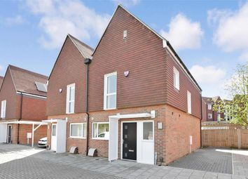 Thumbnail 3 bed semi-detached house for sale in Spring Walk, Tunbridge Wells, Kent