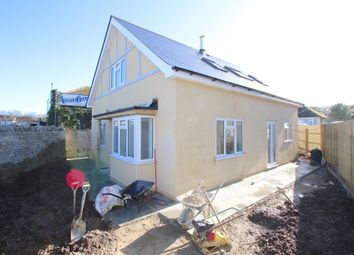 Thumbnail 3 bed detached house for sale in Victoria Avenue, Swanage