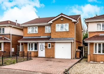 Thumbnail 5 bed detached house for sale in Turnberry Close, Astley, Tyldesley, Manchester