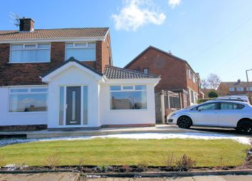 Thumbnail 3 bed semi-detached house for sale in Wilton Drive, Bury