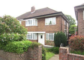 Thumbnail 2 bedroom maisonette to rent in Cheston Avenue, Croydon