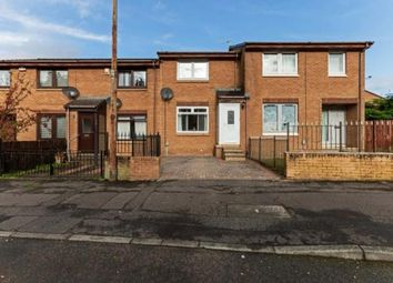 Thumbnail 2 bed terraced house for sale in Ardencraig Drive, Glasgow, Lanarkshire