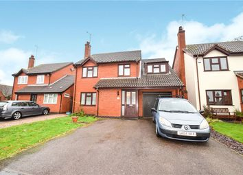Thumbnail 4 bed detached house for sale in Cramps Close, Barrow Upon Soar, Loughborough