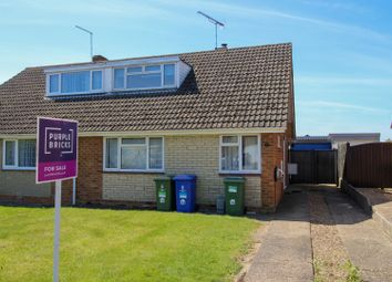 Thumbnail 3 bed semi-detached house for sale in Falcon View, Greens Norton