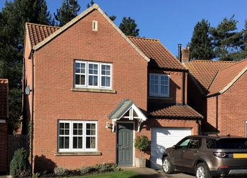 Thumbnail 4 bedroom detached house for sale in Lockwood Lane, Easingwold, York
