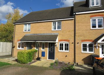 Thumbnail 2 bed terraced house for sale in Mannock Way, Leighton Buzzard