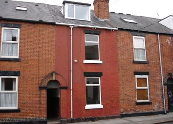 3 bed terraced house to rent in Langdon Street, Sheffield S11