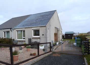 Thumbnail 1 bed end terrace house for sale in South Dell, Isle Of Lewis