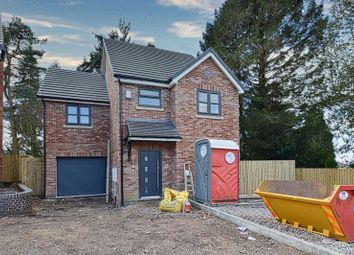 Thumbnail 4 bed detached house for sale in Eccleshall Road, Loggerheads, Market Drayton