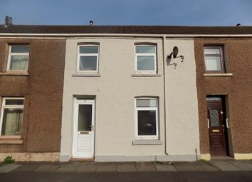 Thumbnail 2 bedroom terraced house for sale in Upper West End, Taibach, Port Talbot, Neath Port Talbot.