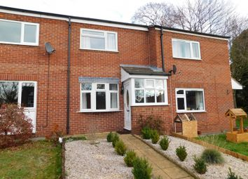 Thumbnail 2 bed terraced house to rent in St. James Close, Audlem, Crewe
