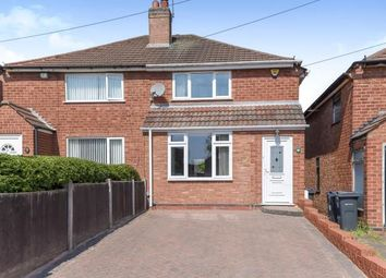 Thumbnail 2 bed semi-detached house for sale in Beechdale Avenue, Birmingham, West Midlands