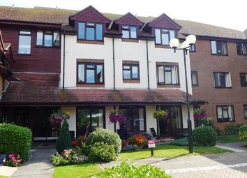 Thumbnail 1 bed flat to rent in Springwood Court, Church Road, New Romney, Kent