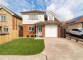 Thumbnail 4 bedroom detached house for sale in Foxdene Road, Seasalter, Whitstable