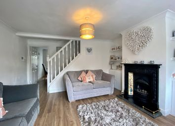 Thumbnail 2 bedroom terraced house for sale in Deans Road, Warley, Brentwood
