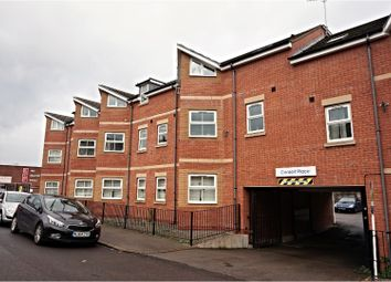 Thumbnail 2 bed flat for sale in 40 Shakleton Road, Coventry
