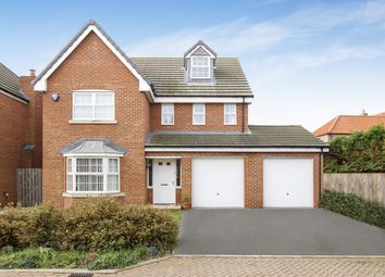 Thumbnail 6 bed detached house for sale in Cherry Mews, Wistow, Selby