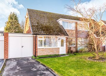 Thumbnail 4 bed semi-detached house for sale in Bidston Drive, Handforth, Wilmslow