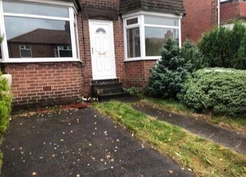 Thumbnail 2 bed flat to rent in Angerton Gardens, Fenham, Newcastle Upon Tyne