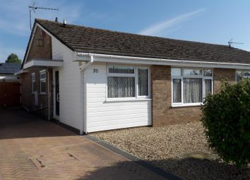Thumbnail 3 bed semi-detached bungalow for sale in Coppice Avenue, Ferndown